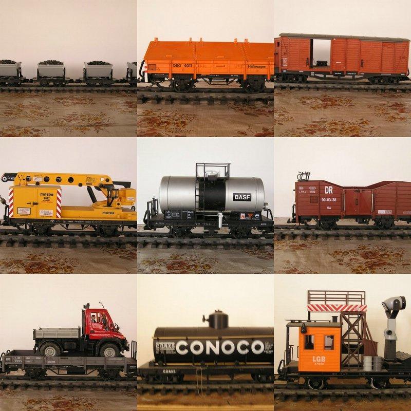 Wagons