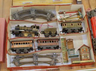 Train mécanique Jde P 1929