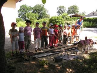Ecole maternelle d'ALMONT les JUNIES