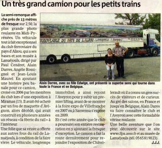 Article villefranchois