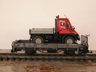 Camion sur 4023